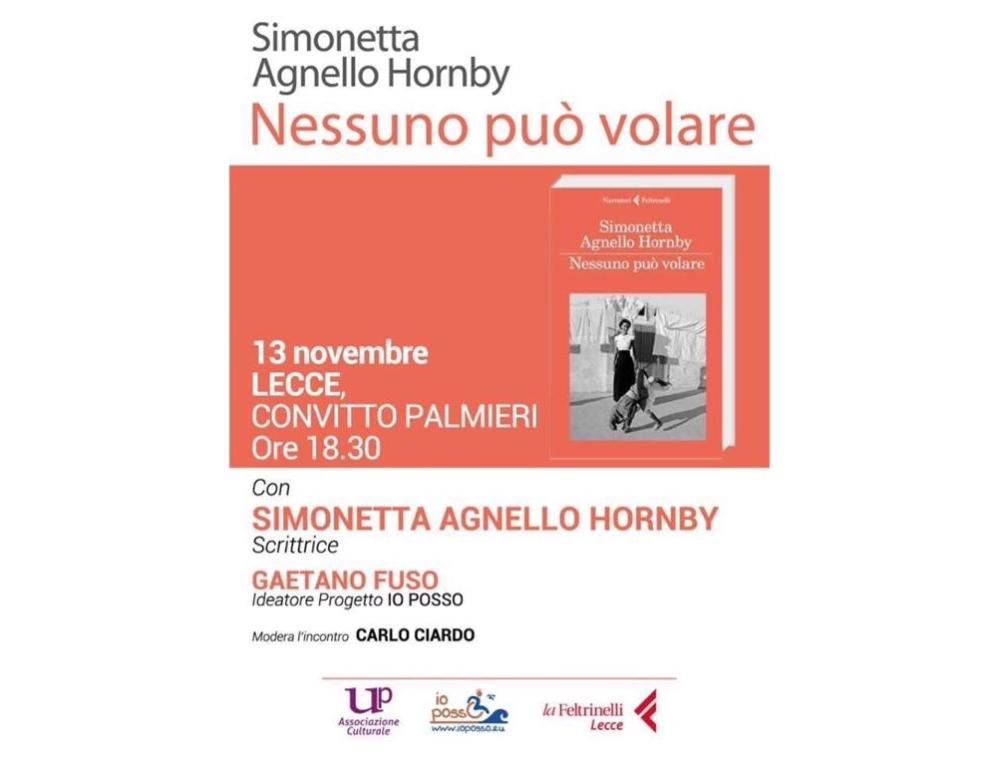 Gaetano Fuso incontra Simonetta Agnello Hornby